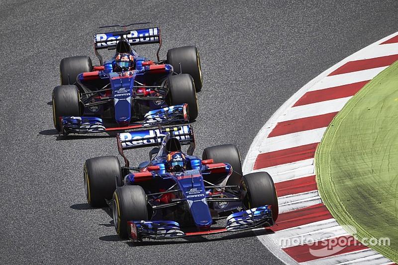 Túl közel kerülhet a Toro Rosso a Red Bullhoz?