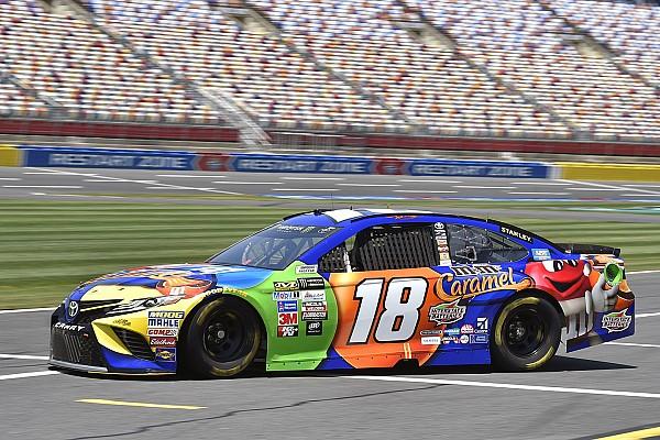 NASCAR Cup Gara Kyle Busch ha vinto la All Star Race per la prima volta in carriera