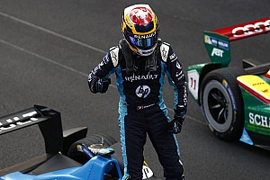 Formula E Son dakika Paris ePrix: Yakın geçen sıralamalarda pole pozisyonu Buemi'nin!