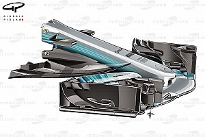 Video analysis: How Mercedes overhauled its 2017 F1 car