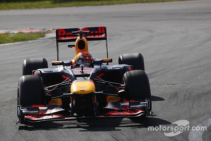 Verstappen bat le record du circuit de Zandvoort