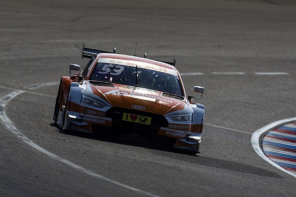DTM Lausitzring DTM: Green passes Wickens to win Race 2