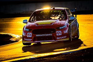 Supercars Breaking news McLaughlin forced to go 'old school' after shift problem