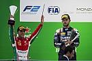 Ghiotto despojado de la victoria en la carrera de F2 en Monza