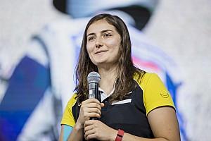 Formula V8 3.5 Ultime notizie Tatiana Calderon all'ultima gara della Formula V8 3.5 in Bahrain