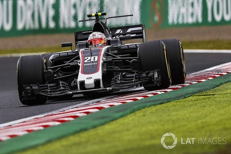Grosjean ve Magnussen, VF-17'den memnun