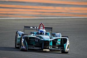 Formula E Laporan tes Tes Valencia: Turvey pimpin hari pertama, chicane picu masalah
