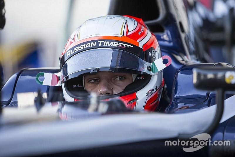 Лука Гіотто поміняє третю команду Ф2 за три роки