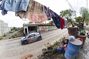 WRC Vorschau WRC Rallye Mexiko: Zeitplan, Route, Live-Stream