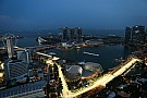 Formel 1 2017 in Singapur: Das 2. Training im Formel-1-Liveticker