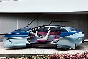 Formel 1 News Borgward zeigt Designstudie für Elektroauto