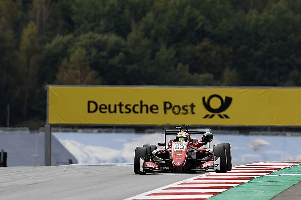 EK Formule 3 Kwalificatieverslag F3 Red Bull Ring: Ilott nipt voor Gunther in eerste kwalificatie