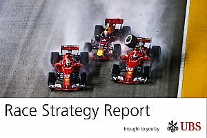 Стратегічний огляд Гран Прі Сінгапуру Ф1: головне - розумний ризик