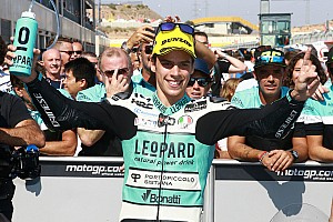 Moto3 Race report Aragon Moto3: Mir wins thrilling sprint by 0.043s