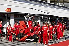 Pirelli та Ferrari продовжують тести в Барселоні