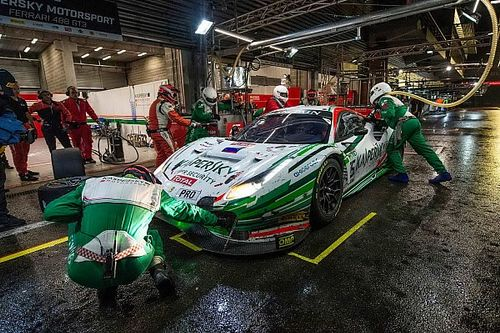 Spa 24 Hours to introduce 'joker' pitstops