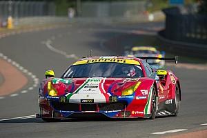 Le Mans Ultime notizie Ferrari, Rigon: