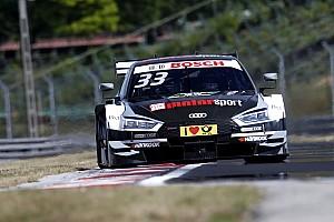 DTM Résumé d'essais EL3 - René Rast insiste, Audi se repositionne