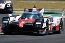 Los Toyota se intercambian el liderato en Le Mans