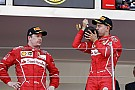 Vettel victory not orchestrated by Ferrari - Wolff