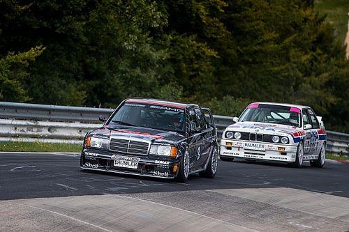 Ludwig vs. Cecotto: DTM-Revival auf der Nürburgring-Nordschleife