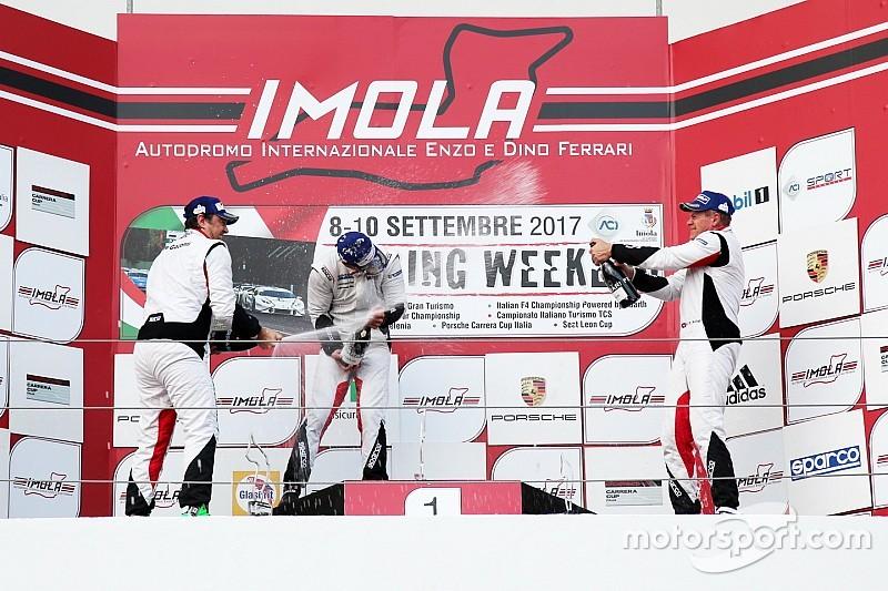 Carrera Cup Italia, Imola: penalizzato Lino Curti, cambia il podio Michelin Cup di gara 2