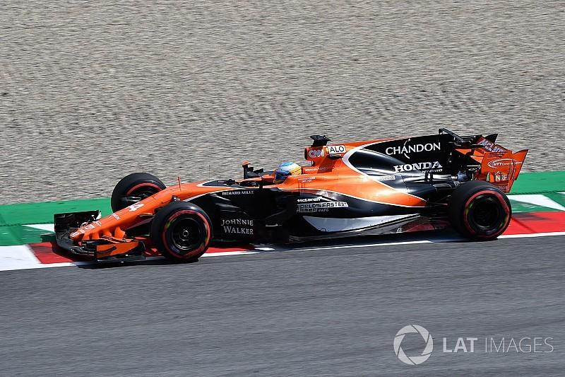 【F1】アロンソ、トラブルによりスペック3エンジンの使用を取りやめ