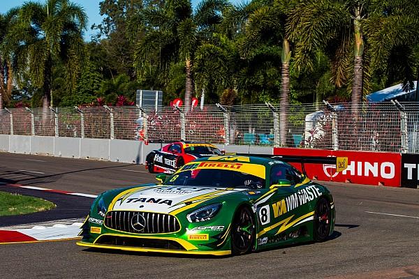 Australian GT Townsville Australian GT: Twigg cruises to Race 3 win