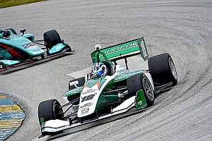 Indy Lights Qualifying report Barber Indy Lights: Kaiser rules in tight qualifying session