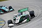 Indy Lights: Kaiser, con la pole para la carrera del sábado en Barber