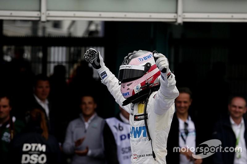 Lucas Auer, ¿del DTM a la F1?