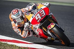 MotoGP テストレポート 【MotoGP】バルセロナテスト初日:マルケスが首位。ビニャーレス2番手