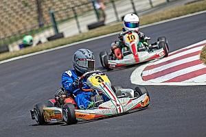 Karting Yarış raporu Karting şampiyonası Tuzla'daki yeni pistteydi
