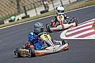 Karting Karting şampiyonası Tuzla'daki yeni pistteydi