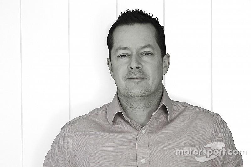 Ліам Клоггер став виконавчим директором Motorsportstats.com