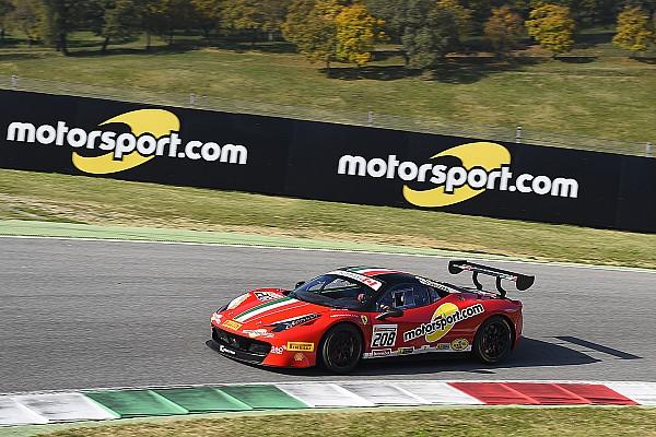 Ferrari та Motorsport.com пропонують ексклюзивний контент зі Світового Фіналу