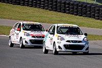 Coupal gagne une deuxième course et devient champion de la Coupe Nissan Micra