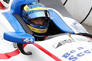 IndyCar Breaking news Chevrolet insight helping Coyne with Honda