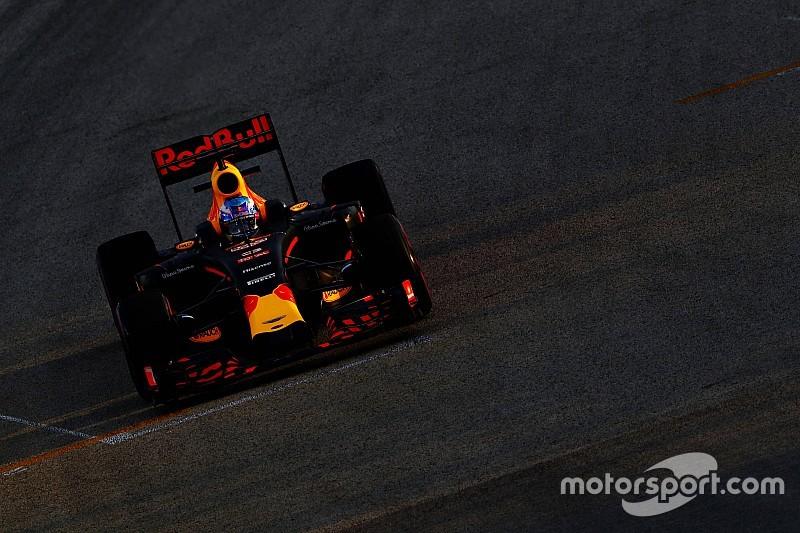 Новый мотор Renault получил только Ферстаппен