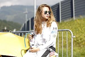 Formel 4 Kolumne Sophia Flörsch: Höhen und Tiefen in Österreich