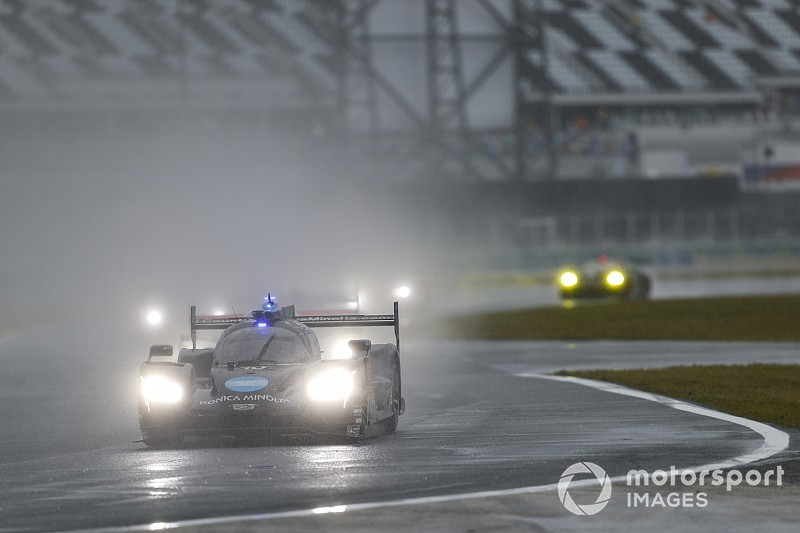 Alonso queria paralização de prova em Daytona quando estava em 2º