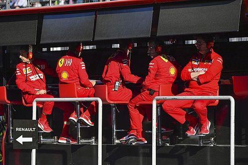 Ferrari restructure son département châssis F1
