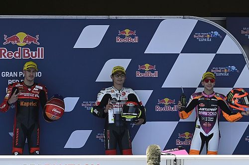 Moto3 İspanya: Suzuki pole pozisyonunu kazandı, Deniz 10. oldu