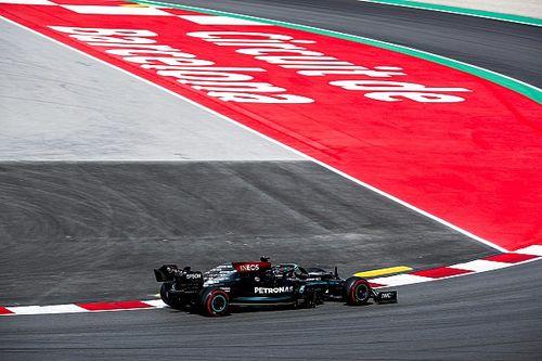 Mercedes lidera el viernes de Barcelona; Leclerc y Alpine sorprenden