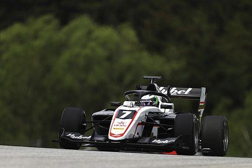 Austria F3: Mercedes junior Vesti passes Hauger to win Race 3