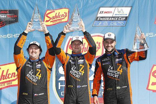 IMSA: Felipe Fraga vence 6 Horas de Watkins Glen na LMP3