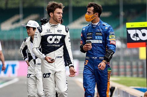 Слухи: Гасли нацелился вытеснить Риккардо из McLaren