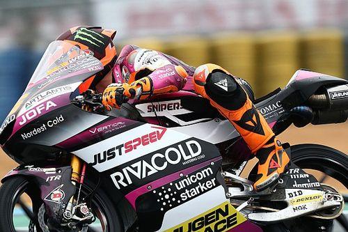 Moto3 - Francia: pole de valiente para Migno; Acosta tendrá que remontar