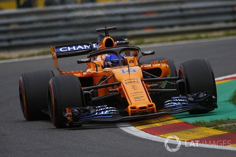 Alonso tras caer en Q1: