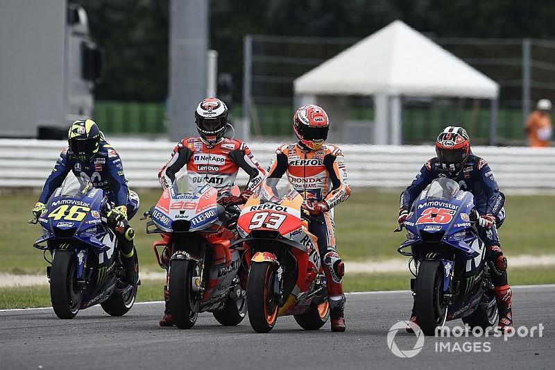 Rossi Yamaha Harus Samai Level Ducati Honda Berita Motogp